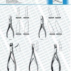 324-Bone Cutting Forceps